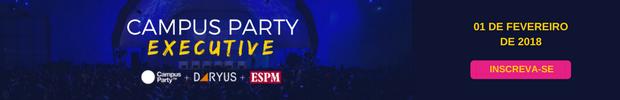 Campus Party Executive - Inscreva-se