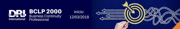 Curso BCLP 2000 Business Continuity Professional