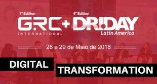 GRC International discutirá governança e riscos em alto nível na próxima semana em SP