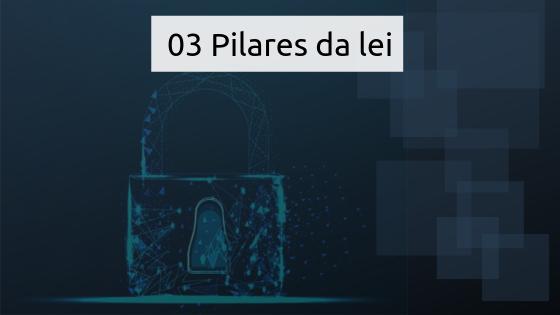 03 Pilares da lei