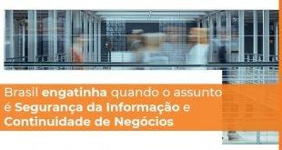 banner brasil e segurança da informação e continuidade
