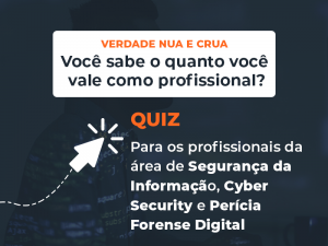 Quiz Perícia Forense Digital